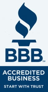 BBB Accredited Business - Start With Trust in 76137
