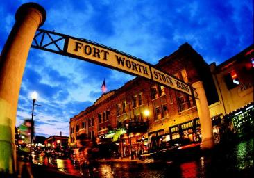Fort Worth Stock Yard